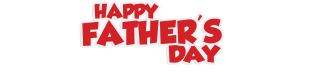 Happy Fathers Day Banner Png PNG images