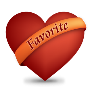 Heart Favorite Icon PNG images
