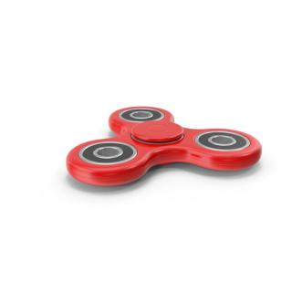 Red Devil Spinner Fidget Wheel Photo PNG images