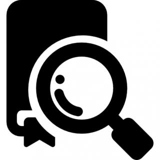 Find, Glass, Magnifying, Search, Zoom Icon PNG images
