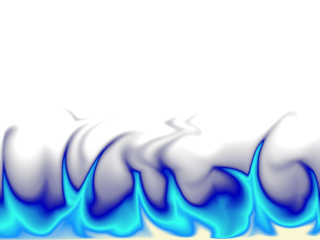 Blue Fire Png Photo Bluefire2 PNG images