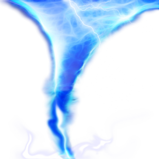 Tornado And Lighting Png PNG images