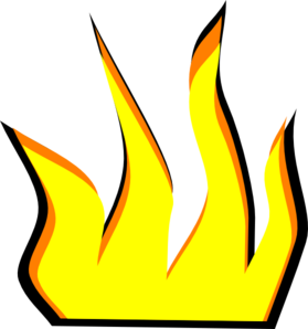 Fire Cartoon Clipart Pictures PNG images