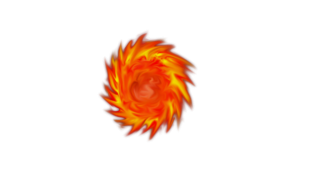 Fireball Icon Symbol PNG images
