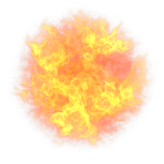 Fireball PNG Image PNG images