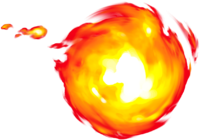 Fireball Png Transparent Background PNG images