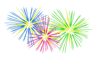PNG Fireworks Photo PNG images