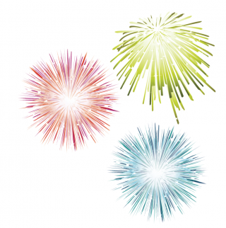 Png Fireworks Vector PNG images