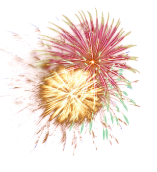 Clipart Png Best Fireworks PNG images