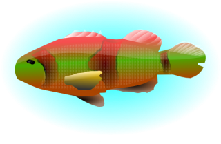 Fish In Water PNG images