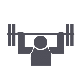 Gym Icon Png Gym, Weight Icon. Png PNG images