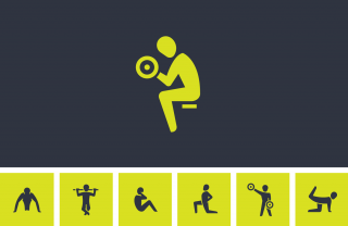 Home Icon Vector Png Fitness Exercise Icons PNG images