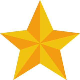 Five Star For Icons Windows PNG images