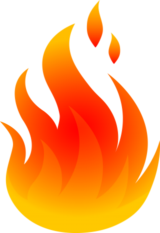 Flame Design Icon Png PNG images