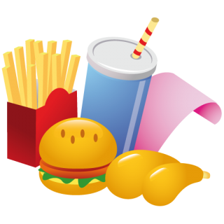 Fast Food Icon PNG images