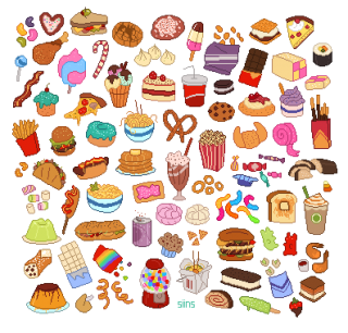 Clipart Food Collection Png PNG images