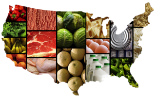 Food Png Us Map Food PNG images