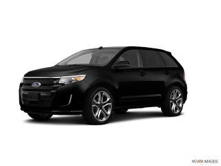 Black Ford Edge Png PNG images