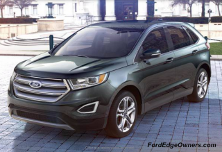 High Resolution Ford Edge Png Icon PNG images