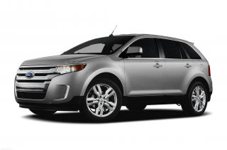 Gray Ford Edge Png PNG images