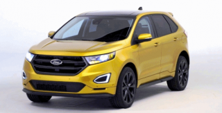 New Ford Edge Png PNG images
