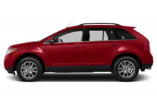 Red Ford Edge Png PNG images
