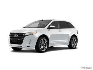 White Ford Edge Png PNG images