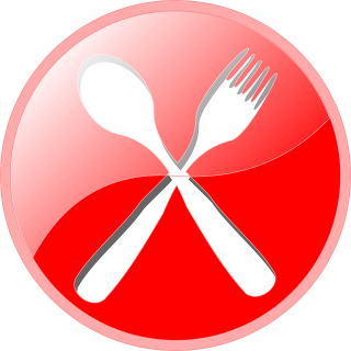 Red Fork And Knife Png PNG images