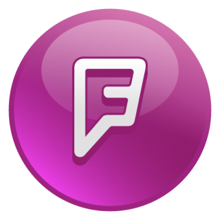 Foursquare Vector Drawing PNG images