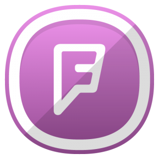 Image Icon Free Foursquare PNG images