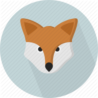 Animal Fox Icon Png PNG images