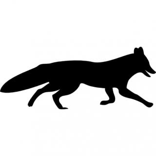 Icon Drawing Fox PNG images