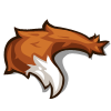 Fox Tail Icon PNG images