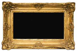 PNG Free Frame Gold Download PNG images