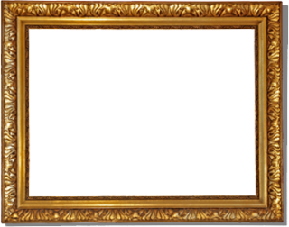 Download Icon Frame Gold PNG images