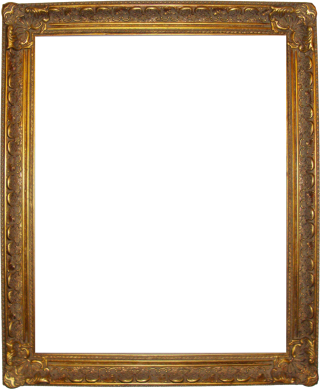 Best Free Images Frame Gold Clipart PNG images