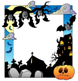 Free Download Of Frame Halloween Icon Clipart PNG images