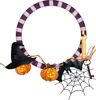 Download Frame Halloween Png Free Vector PNG images