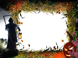 Png Frame Halloween Clipart Collection PNG images