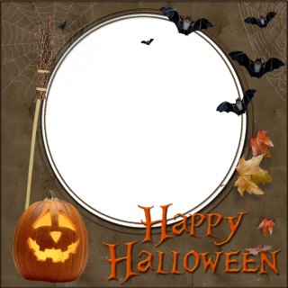 HD PNG Frame Halloween PNG images