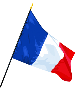 Clipart French Flag PNG PNG images