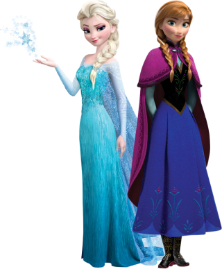 Frozen Free Clipart PNG images