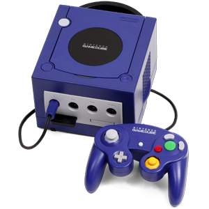 Free Gamecube Vector PNG images