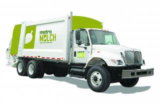 Icon Garbage Truck Free PNG images