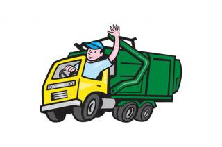 Png Garbage Truck Transparent PNG images