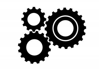 Icon Gear Vector PNG images