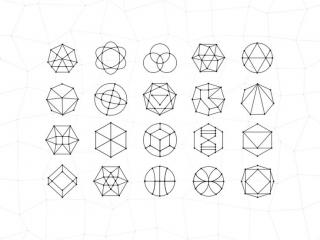 Polycons | Sevilla, Geometry And Sacred Geometry PNG images