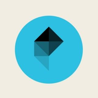 Polygon Twitter Icon.png (500×500) In Geometric Art PNG images