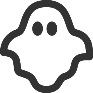 Transparent Ghost Clipart PNG Image PNG images
