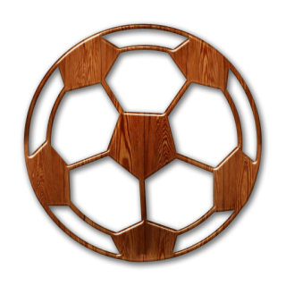 Football Glossy Ball Png PNG images